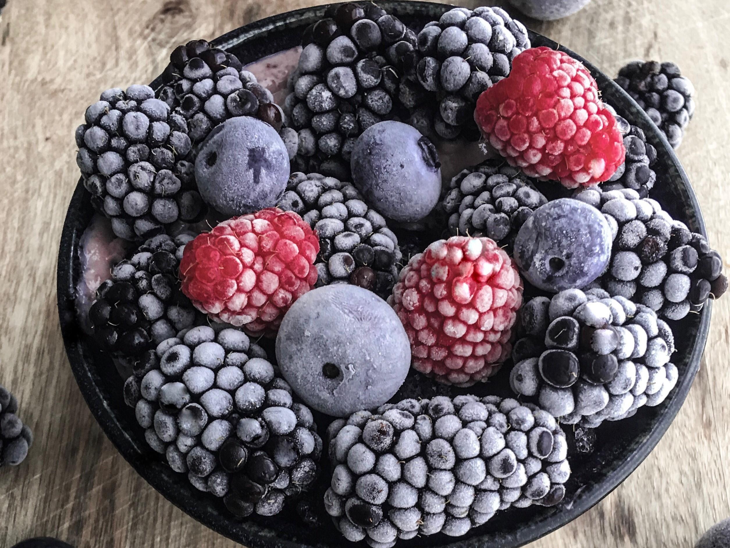 Proteinli Meyve Smoothie