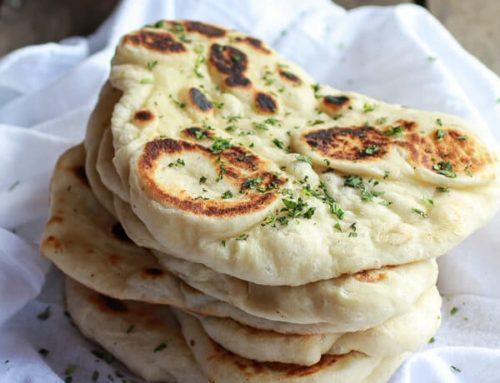 Klasik Türk Ekmeği: Bazlama